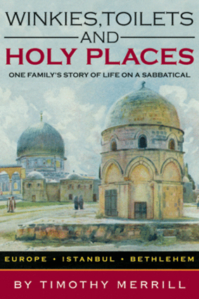 Winkies, Toilets and Holy Places